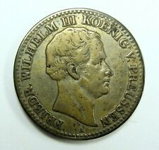 PRUSSIA 1831 A 1 THALER FRIEDERICH WILHELM III GERMAN STATES  FREE SHIPPING