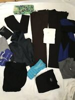Lot Of 14 Items Womens Clothing Size M Kookai Patrizia Hanes Splendid Chico's
