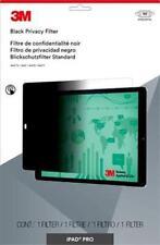 3m Privacy Filter For Apple Ipad Pro - Landscape Transparent, Black - Ipad