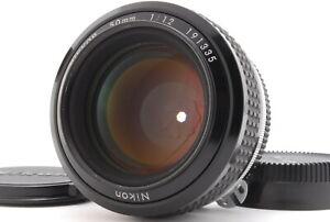 ⭐[MINT++]⭐Nikon Ai Nikkor 50mm f/1.2 AI MF Standard Prime Lens From JAPAN