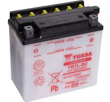 Batterie Yuasa moto YB7L-B2 YAMAHA YP150, E 09-