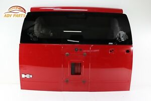 ⭐ 2006 - 2010 HUMMER H3 TAILGATE LIFTGATE REAR DOOR SHELL PANEL OEM