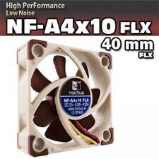 NOCTUA NF-A4x10 FLX 3Pin Low Noise Cooling Fan PC Computer Cooler 40x40x10mm v_e