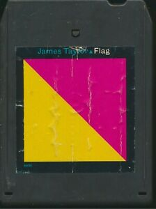 8 Track Tape - James Taylor - Flag - Columbia 36058