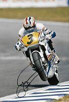Mick Doohan SIGNED 12x8, Rothmans-Honda ,  Spanish GP Jerez 1991