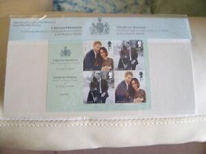 GB 2017 Royal Wedding Presentation Pack M24