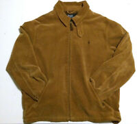 Polo Ralph Lauren Corduroy Harrington Bomber Jacket   Men's Size XL