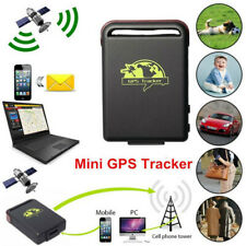 TK102B GPS Tracker GSM GPRS SMS Surveillance Car Tracking Theft Protection PC