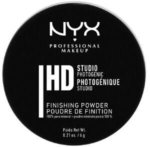 NYX Studio Loose Finishing Powder Translucent Finish - 6g