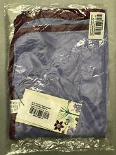 Kickee Pants Swaddling Blanket ~ Forget Me Not With Melody ~ NEW!