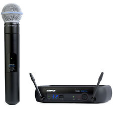 Shure PGXD24/BETA58A Handheld Wireless System