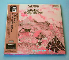 Caravan in the land of grey and pink JAPAN MINI LP CD BRAND NEW & STILL SEALED