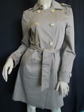 "ROBERTO CAVALLI TRENCH COAT 8L IT42 ""FAB WINTER STYLE""  $895 Retail e"