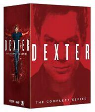Dexter Complete Series Season 1 2 3 4 5 6 7 8 DVD SET Collection TV Show Episode