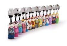Cubertería cucharas para niños
