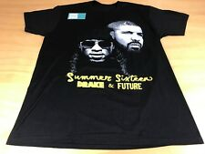 b7425ef8563 2016 DRAKE FUTURE SUMMER SIXTEEN TOUR MERCH BLACK YELLOW RAPPERS HIP HOP NEW