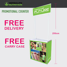 Herbalife Promotional Display Stands -Popup/Portal/Exhibition Stand_Test Future