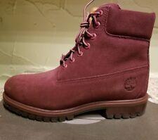 Timberland Men's TPU 6-Inch Premium Waterproof Boots Limited Edition sz 10.5 NIB