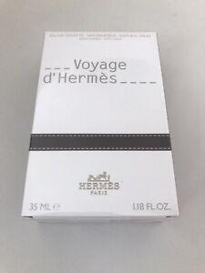 Hermes - Voyage d'Hermès - EdT Vapo - 35 ml. Refillable NEU OVP mit Folie