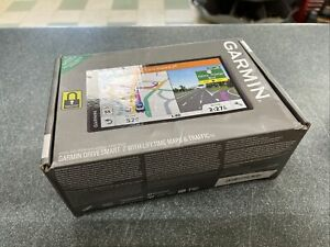 "Garmin Drivesmart 7 LMT-S EX 7"" Car GPS"