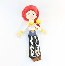 "17"" 18"" Jessie Cowboy Stuffed Animal Disney Store Toy Story Plush Doll"