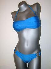 No Name set de bikini - S - azul NUEVO