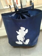 New DISNEY Mickey Mouse Collectible ECO large Recycle Bag Carry All  Tote