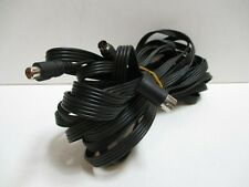 Bose 8 Mini DIN to 5 PIN Shielded input Cable for Lifestyle 20 CD20 AM5PC AM20