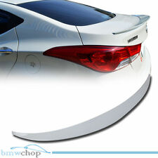 Painted For Hyundai MD Elantra OE Type Trunk Boot Spoiler Wing Rear 2011-2015 ◎