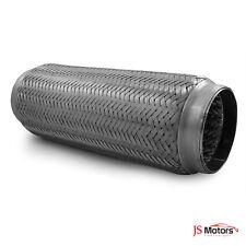 Flexrohr Flexstück flexibles Auspuff Rohr 55x200mm Universal Hosenrohr schweißen