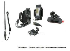 7Db Antenna , Patch Lead Cradle, Dash Mount Samsung Galaxy Android Apple