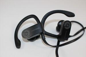 Beats by Dr. Dre Powerbeats3 Powerbeats 3 Ear-Hook Wireless Earphones Black Gray