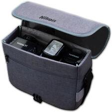 NIKON Tasche für Kamera D5600 D5500 D5300 Fototasche bis 1 Objektiv NEU