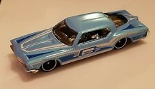 HOT WHEELS CUSTOM 1971 BUICK RIVIERA 1/64 SCALE LOOSE MINT NEVER PLAYED WITH