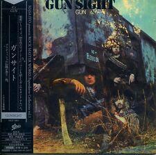GUN Gun Sight Japan Mini LP CD EICP-1065 Baker Gurvitz Army Three Man Army