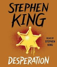 DESPERATION unabridged audio book on CD by STEPHEN KING (21 Hours)