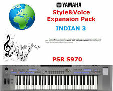 Yamaha PSR S970 INDIAN 3 Expansion Pack