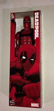 "Marvel Titan Heroes Deadpool Action Figure 12"" New Hasbro Toys"