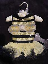 PAW PATU Bee Dog Costume Small