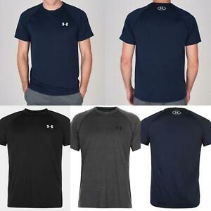 Under Armour Men's  Short Sleeve Crew NK Sports & Other Branded T-shirt (S-XXL)