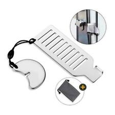 1 Set Portable Door Hardware Safety Security Tool Home Privacy Y Travel V8X6
