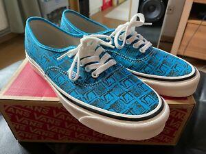 Vans Authentic 44 DX Anaheim Factory - Größe/Size 42 (US 9, UK 8) Blau Blue