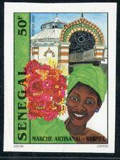 TIMBRE AFRIQUE SENEGAL / NEUF NON DENTELE N° 1617 ** MARCHE ARTISANAL KERMEL