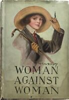 Vintage Woman Against Woman Mary J. Holmes Undated M. Donahue Circa 1917-1921