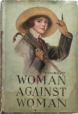 Vintage Woman Against Woman Mary E. Holmes Undated M. Donahue Circa 1917-1923
