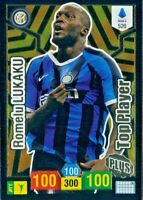 GRANDE AFFARE R@R@ CARD ADRENALYN XL COLLEZIONE 2019/20*LUKAKU TOP PLAYER N.520