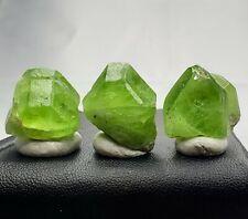 Peridot Crystals 101.20 carats