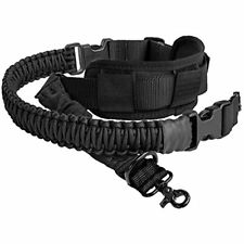 Rifle Sling Strap Adjustable Shooting Shoulder Pad Sport 2 Point Longest 66 Inch