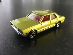 Matchbox Lesney , super fast. Ford cortina, . 1979 , model , mint . The best