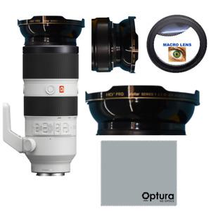 HD3 WIDE ANGLE FISHEYE LENS + MACRO LENS FOR Sony FE 70-200mm f/2.8 GM OSS Lens